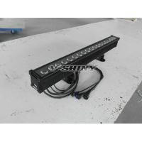 IP65 Waterproof Grade 324W Rgbwa Uv 6 in 1 Led Pixel Bar Wall Washer Light