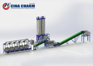 China Full - Weighting Stabilized Soil Mixing Station 400T Excellent Maintenance on sale