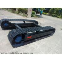 Steel Track Undercarriage in Stock/Short delivery Steel Track Undercarriage/Factory Stock track undercarriage