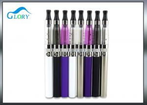 China Durable colorful Ego CE5 Starter Kit electronic cigarette ce5 1300 puffs 1.8ML on sale