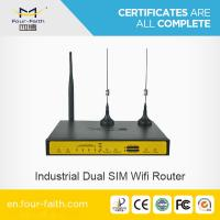 RS232/RS485 industrial celullar module 3g router wcdma  with dual wifi F3B32