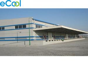 China Large Scale Frozen Sea Food Storage Warehouse For Fish Processing Factory Or Port on sale