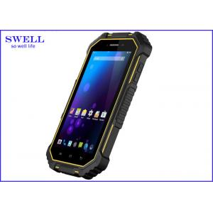 China Android OS Waterproof Tablet PC NFC GPS 3G Quad Core For Transportation on sale