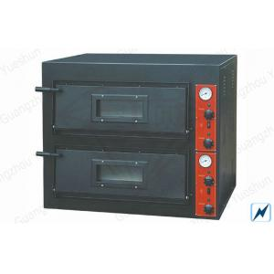 China Countertop Electric Pizza Oven Small With 2 Layers , 14.4 KW on sale