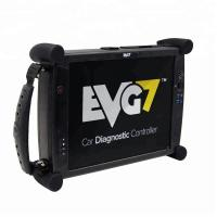 EVG7 DL46 Car Diagnostic Tablet PC With 500GB HHD And 4GB DDR