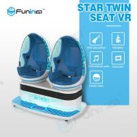 Kids Games 9D Virtual Reality Cinema with Electric Servo System
