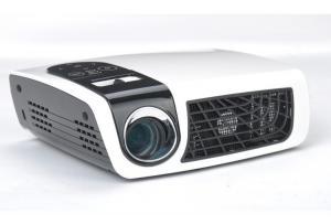 China Smart DLP Link 2D /3D High Lumen Projector 720P Portable Multimedia Projector on sale