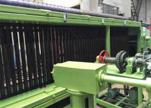 China Double Twist Gabion Machine In Warming Piping And Apartment 22kw on sale