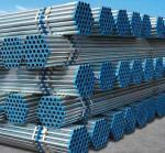 2017 Latest Q235 Q345 Hot Dipped Galvanized Construction Scaffolding Steel Pipe
