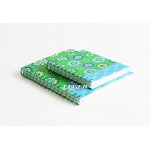 China YO Ring Spiral Bound Notebook Printing  Hardcover Color A5 / A6 Size on sale