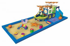 China Cheer Amusement Ocean Themed Toddler Playground Equipment on sale