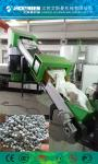 High quality plastic recycling machine price / plastic recycling and granulation
