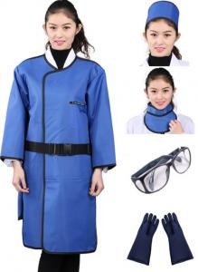 China Low Radiation Medical X Ray Protective clothes Lead Apron for Dental Use on sale