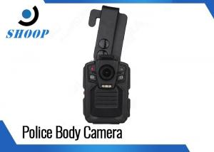 China Battery Operated Law Enforcement Body Camera 16GB 33MP CMOS Sensor on sale