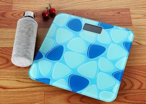 China High Precision Personal Weighing Scales , Cobblestone Body Fat Scale on sale