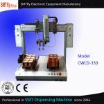 Автоматическая скорость 0.1-800/350 мм/Аксис оборудования распределителя клея СМТ промышленная