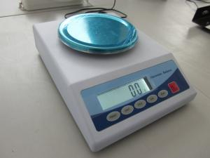 China Scientific Electronic Analytical Balance For Laboratory , High Accuracy Load Cell on sale