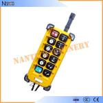 China Hand-Held Wireless Industrial Remote Controls , Telecrane F23 - A++ wholesale