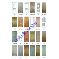 China nature veneered door skin on sale