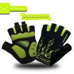 MoreOK short finger cycling gloves bike cycling gloves new design factory price cycling gloves