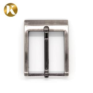 China Rectangle Design Heavy Cool Belt Buckles For Clothing / Garment / Belt on sale