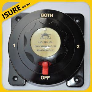 China new design 32V Battery Switch/marine Boat yacht dual battery isolator switch on sale