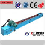 Screw Conveyor for Fly Ash / Inclined Screw Conveyor for Sale
