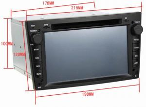 China Ouchuangbo Remote Control 6.95 inch Opel Vectra 2005-2008 Sat Nav Car Stereo Autoradio HD Navigation OCB-6959 on sale