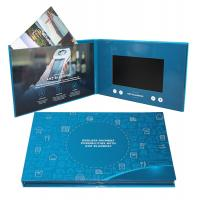 China Factory Price 7 Inch tft Screen Digital Card Promotional LCD Video Brochure,lcd video brochure card
