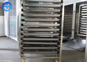 China Energy Saving Fruit And Vegetable Dryer Machine 3300*2200*2000mm Dimension on sale