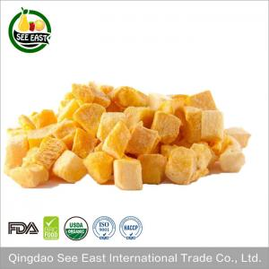 China Halal instant food dehydrated vegetable freeze dried Pumpkin on sale