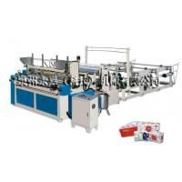 Full Automatic High-Speed Perforating and Rewinder Toilet Paper Machine