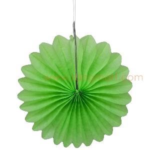 China Dia. 21CM,decorative paper fan, party decorations, wedding decorative paper fan on sale