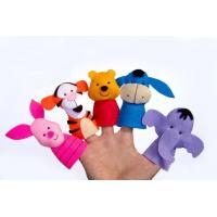 Disney Family Collection Felt Finger Puppets Plush Toys