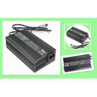 China Light Weight 24V 5A Portable Charger For Automotive Batteries With 3 - Pin XLR Or Clips Connector on sale