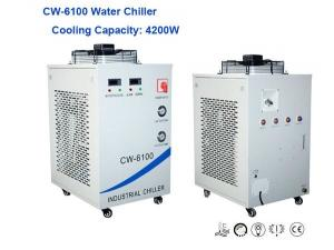 China CW6100 Laser water chiller on sale