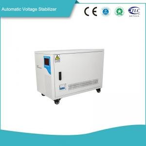 China High Adaptation 3 Phase Voltage Stabilizer 0.8 Power Factor For Community on sale