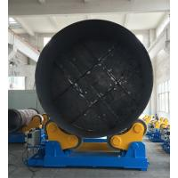 Large Rotary Capacity Automatic Conventional Welding Rotator For Fertilizer Plants