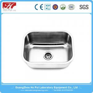 China Large Laboratory Furnirure Water Sink , Durable PP Black Lab Sink on sale