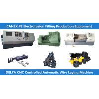 Оборудование для автоматической установки проводов - - automatic fittings wire laying equipment