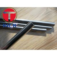 China Cr-Mo Alloy Austenitic Seamless Stainless Steel Tube ASTM A269  Hydraulic Pipe on sale