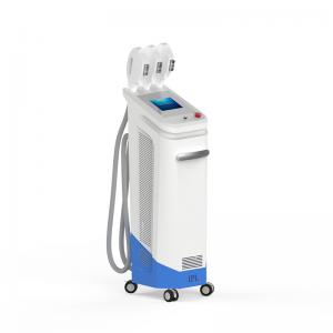 China Fastest distributor lowest price with 3 treatment heads professional best laser hair removal system on sale