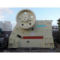 Secondary Diesel Stone Jaw And Roll Crusher High Performance ISO9001 Approved
