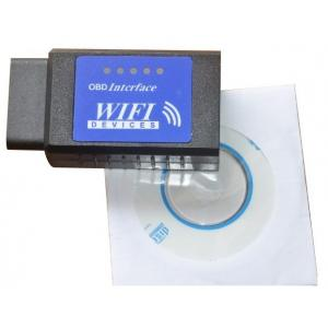 China 2016 ELM327 OBDII WiFi Wireless Diagnostic Scanner Support Iphone Apple on sale