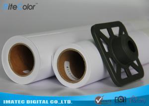 China Premium Waterproof RC Inkjet Glossy Photo Paper 30M For Micro - Piezo Head Pigment Inks Printing on sale
