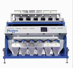 China MT6 multi-function color sorter for cereal, coffee bean color sorting machine, RGB color sorter for all kinds of beans on sale