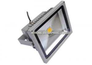 China Commercial COB Outdoor Colored LED Flood Lights Waterproof Housing on sale