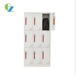 China 9 doors locker storage with high quality on sale