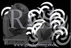 China Flexible 75W White LED Moving Head Stage Light LED Stage Spot Light for KTV DISCO LED Light on sale
