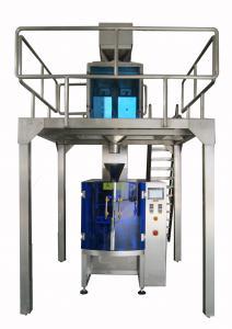 China Sanitary standard SUS304 potato chips packaging machine price on sale